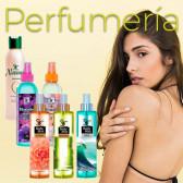 Perfumería para damas y caballeros