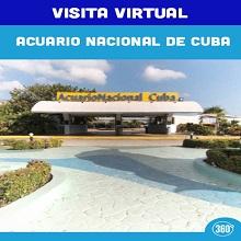 Visita Virtual Acuario Nacional de Cuba