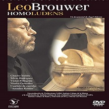 DVD Leo Brouwer