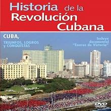 DVD Historia de la Revolución Cubana