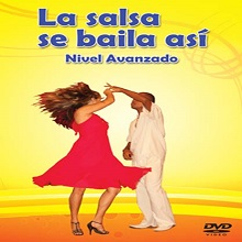 DVD La salsa se baila así